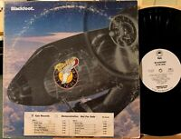 Blackfoot Flyin' High Vinyl LP White Label Promo Epic PE 34378 1st Pressing VG+