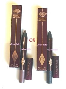 CHARLOTTE TILBURY Colour Chameleon Eye Shadow Pencil Black Diamond or Dark Pearl