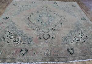Overdyed Persian Carpet 310 x 295 cm
