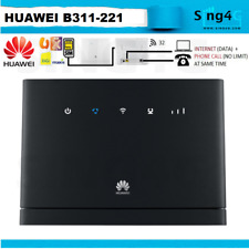 4G Router Huawei B311 150Mbps 1 LAN 32 WIFI CALL FEATURE HOME PHONE