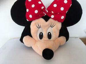 Disney Minnie Mouse Plush 3D Cap Hat Girls Youth