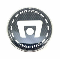 "Motegi Racing Chrome Wheel Center Hub Cap 2-15/16""OD Snap-In 4x100 MR2448 Dv5"