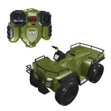 Interactive Toy Concept Medal of Honor Attack ATV with Battling Action