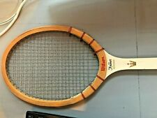 Wilson The Jack Kramer Autograph Wood Tennis Racquet
