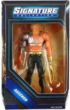 Club Infinite Earths Signature Collection Aquaman Action Figure [Hook]