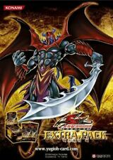 Yugiho 5D's Official Card Game EXTRA PACK (1pack/5cards) 1St Edition_EU