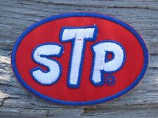 ECUSSON PATCH aufnaher toppa THERMOCOLLANT STP nascar sport automobile dragster