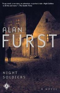 Night Soldiers: A Novel , Paperback , Furst, Alan