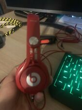 Red Beats Mixr by Dr. Dre, Used, Very Good Condition