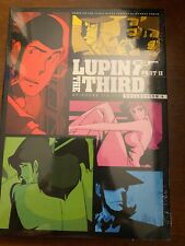 Lupin the 3rd: Part II Collection 4 DVD Episodes 118-155 Discotek Official