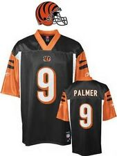 Maillot NFL Foot US BENGALS N°9 PALMER Taille XL (US) -> 2XL xxl (fr)
