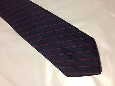 Mens Black Red Tie Necktie RICHMAN BROTHERS~ FREE US SHIP (9243)