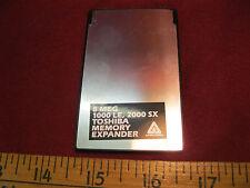Toshiba T1000LE T2000SX 8 Meg Memory Expander