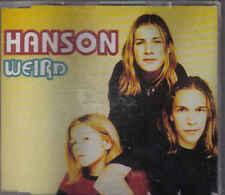 Hanson-Weird cd maxi single Sealed