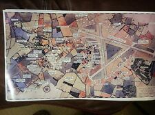Plan of *Parham Airfield* Station 153, Framlingham Suffolk 390th Bomb Group WWII