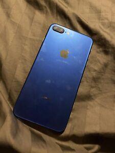 Apple iPhone 8 Plus - 64GB Jailbroken Blue Unlocked iOS 13.6