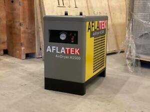 Aflatek Drucklufttrockner Kältedrucktrockner 1.5 m3/min 0.6kW 1500 l/min 220V