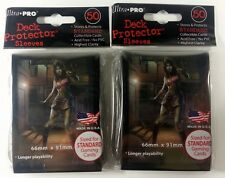 100 Ultra Pro Deck Protector Sleeves-Dead Wake 1 Courtney