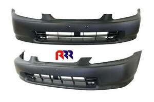 FOR HONDA CIVIC EK HATCHBACK/COUPE 10/95-00 FRONT BUMPER BAR COVER