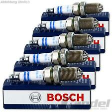 5x BOSCH ZÜNDKERZEN VW GOLF 4 PASSAT 3B BORA TOLEDO 2.3 VR5 150PS/110KW