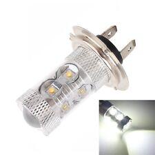 H7 50W 2500LM 6500K White Light 10 XT-E LED Car Foglight, Constant Current, DC12