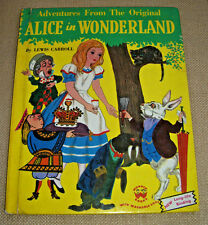 Adventures from the original Alice in Wonderland by Lewis Carroll, 1951