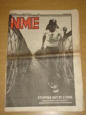 NME 1980 AUG 2 SELECTER TOM ROBINSON STRANGLERS BEAT