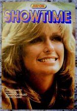 TV Guide 1979 Farrah Fawcett Majors Somebody Killed Her Husband Showtime NM COA