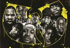 WU TANG CLAN Poster [36 x 24] Hot Sexy Celebrity Print Wall Poster 3