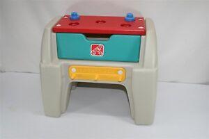 Rare Step 2 Work Bench Tool Box