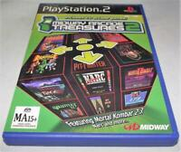 Midway Arcade Treasures 2 PS2 PAL *Complete*