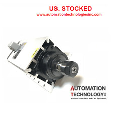 Us Ship 35kw 476hp Air Cooled Spindle For Cnc Woodworking Square