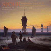 Louis Spohr : Spohr: Symphonies Nos. 8 & 10 CD (2011) ***NEW*** Amazing Value