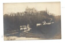 Vintage RP postcard Schloss Rochsburg (Castle) Germany. pmk 1913