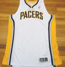 ADIDAS NBA REVOLUTION 30 INDIANA PACERS WHITE AUTHENTIC BLANK JERSEY 3XL+2