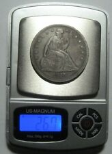 = 1840 XF+ SEATED Dollar, Nice Details & EYE Appeal, FREE Shipping