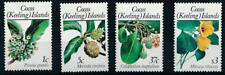 [16165] Cocos is. fruits good set very fine MNH stamps