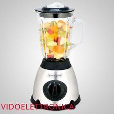 Frullatore mixer 3 in 1  max 500w contenitore 1,5l  mix frulla trita tutto  ROYA