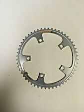 Shimano SG  52 Tooth Silver Chainring  for Narrow Chain 130mm BCD NOS