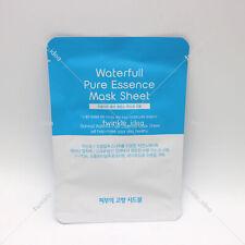 [Sidmool] Waterfull Pure Essence Facial Pack Sheet 22g X 8pcs k-beauty 추
