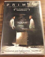Primer (DVD, 2005, New Line, Shane Carruth, Cult, Sci-Fi) Rare HTF OOP