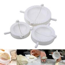 Duarble 3 Size Kitchen Press Dough Pastry Pie Dumpling Maker Mould Dumpling Tool