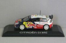 Citroen C4 WRC #1 Rallye de Catalogne 2009 - 1:43 - Norev
