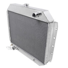 1975 1976 1977 1978 1979 Ford F-350 4 Row RR Radiator Will Cool 850hp V8 Eng