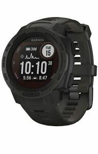 Garmin 010-02293-00 RESIN Black digital quartz Watch