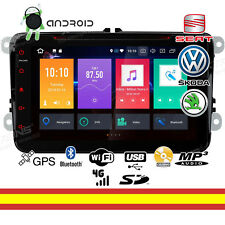 Radio CD VW PB88MTVP Android 8 Octacore 4GB RAM Wifi Bluetooth USB MP3 Mirroring