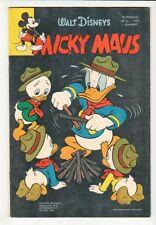 Micky Maus Nr. 12 von 1957 altes Original im Zustand 2 vom Ehapa Verlag  !!!