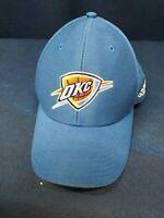 OKLAHOMA CITY THUNDER OKC NBA BASKETBALL ADIDAS BASEBALL HAT CAP One Size