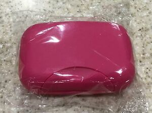 Travel Soap Dish Box Case Holder Container Wash Shower Home Bathroom BOB Camping
