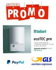 Caldaia A Condensazione Vaillant Ecotec Pro Vmw 286/5-3 Metano 28 kw + kit fumi
